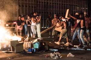 Charlotte Riot